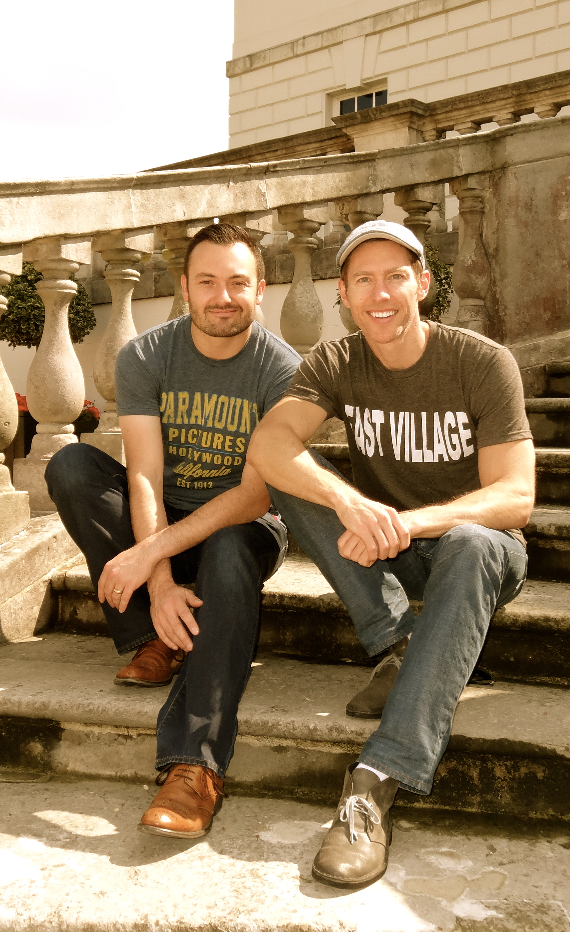 Barry & Mark